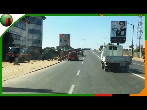 Kabwe → Lusaka - Zambia