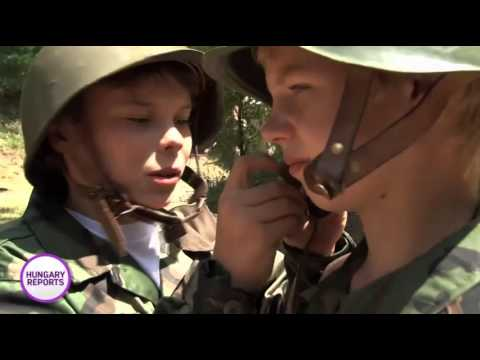 Hungary: Patriotic Military Camp For Youth