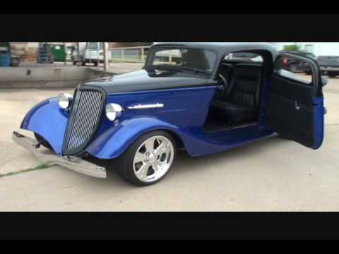 1934 ford coupe for sale zz4 435 horse power awesome this car is sold youtube. Black Bedroom Furniture Sets. Home Design Ideas