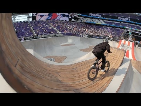 Defending The Gold - X Games 2017