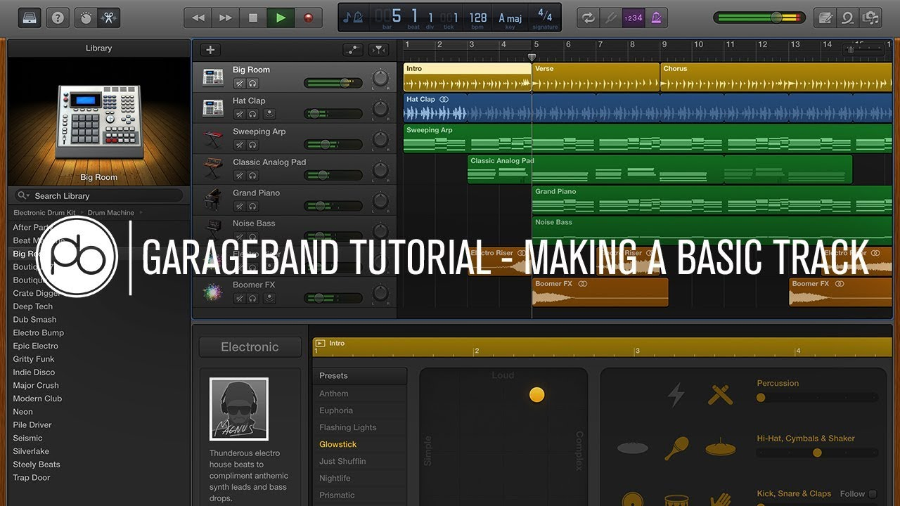 garageband free download for hp