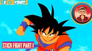 Dragon Ball stick fight gameplay by Gadget Guardian THE Gamer