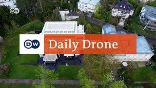 #DailyDrone:  Museum Frieder Burda, Baden-Baden | DW Deutsch