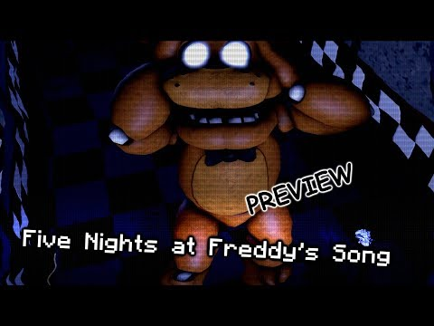 "[SFM FNAF] ""Five Nights at Freddy's Song"" PREVIEW (by TheLivingTombstone) thumbnail"