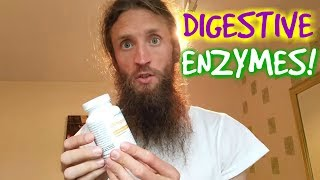 Devigest Digestive Enzymes - Saves Massive Energy, Improves Digestion, Gas & Bloating, Absorption