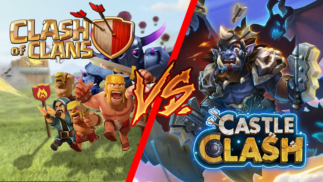 how to build a clan castle in clash of clans