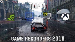 Game Recorders Comparison 2018!