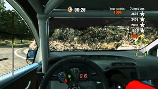 WRC 3 - Crash & Run