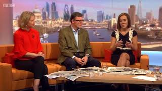 Andrew Marr Show - Sunday Papers 12/11/2017