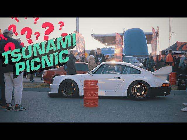 Боль и разочарование - TSUNAMI PICNIC 2020