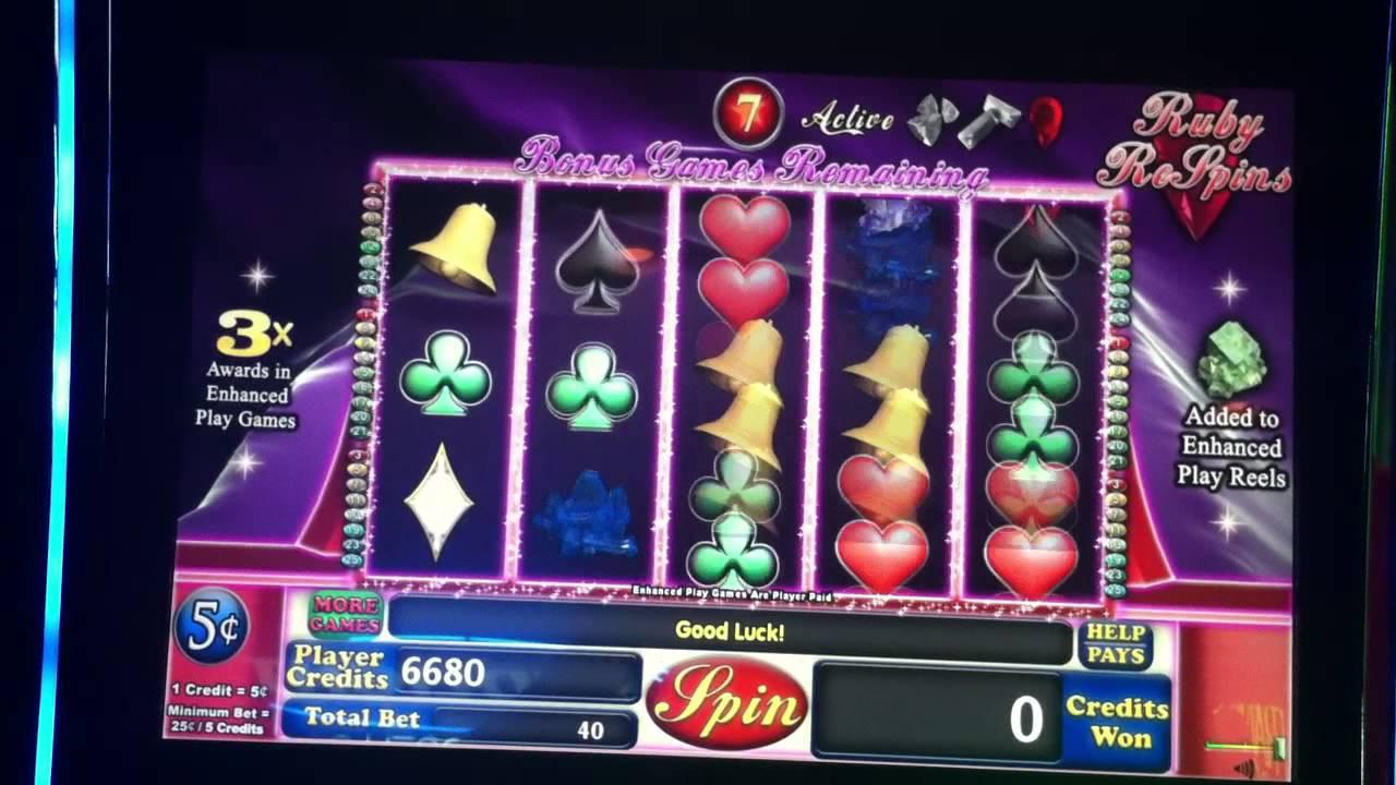 ruby slot machine