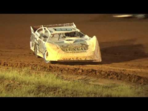 11/22/19 602 Late Model Heat Race, Screven Motor Speedway