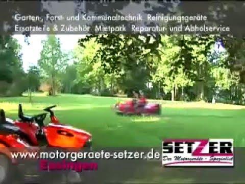 Setzer Motor Und Gartentechnik Der Sümo Fachhändler Youtube