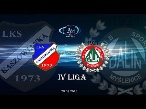 Kaszowianka vs Dalin 23.09.2018