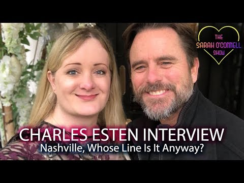 Charles Esten Interview - Nashville, Whose Line Is It Anyway, The Office