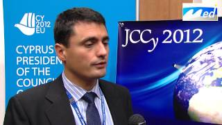 JCCY2012: David González García, European Investment Bank