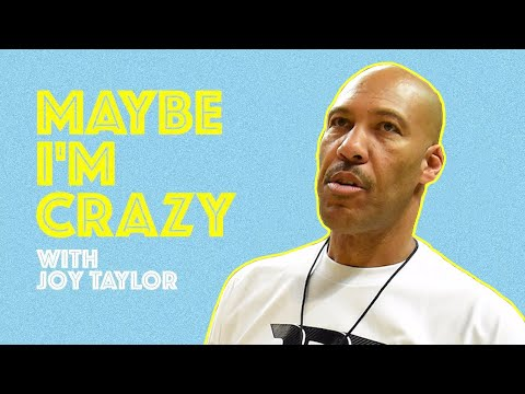 LaVar won't apologize - Thanksgiving special | Episode 11 | MAYBE I'M CRAZY