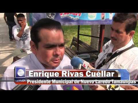Deportaciones de musulmanes a Mexico, preocupa al alcalde de Nuevo Laredo