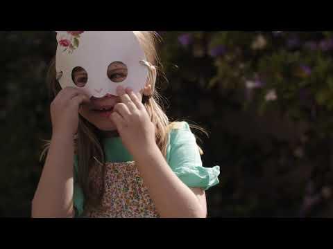 Make animal masks for kids