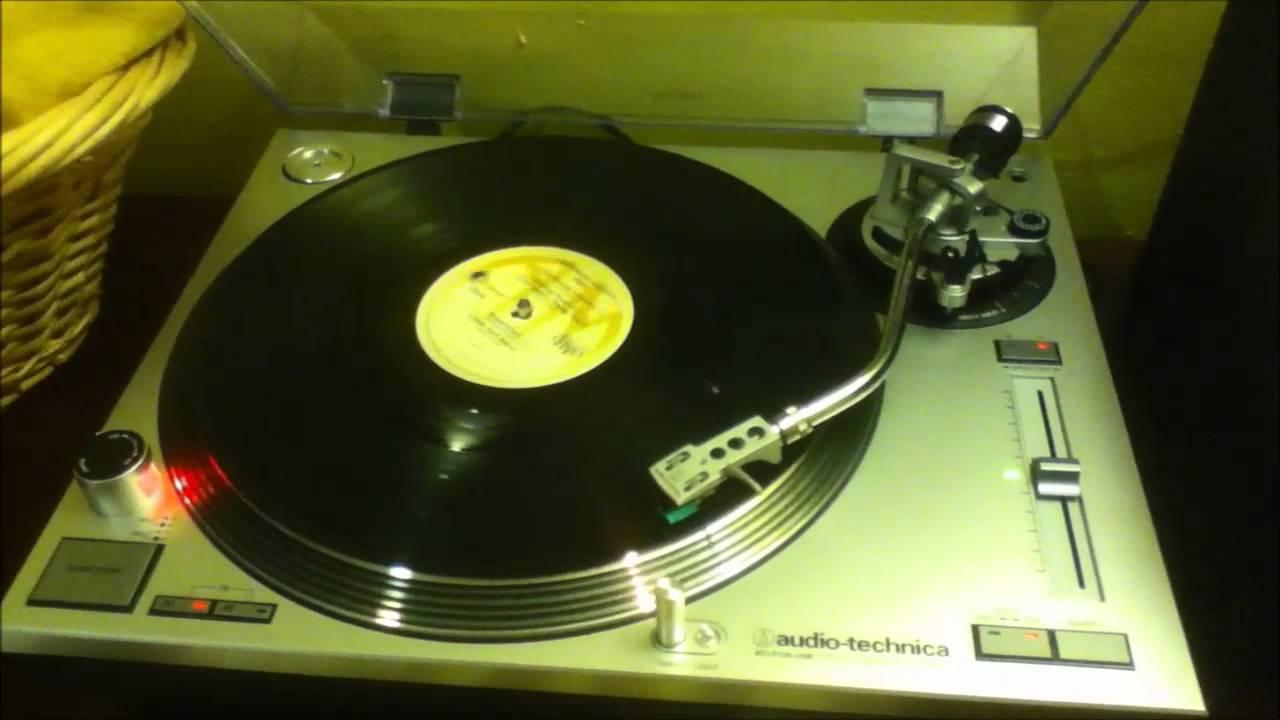 styx grand illusion on 180 gram vinyl audio technica lp120 youtube