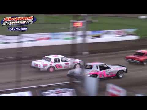 Sheyenne Speedway Hobby Stock A-Main (5/27/19)