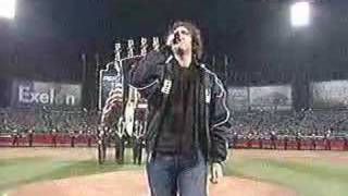Download Josh Groban sings national anthem MP3 song and Music Video