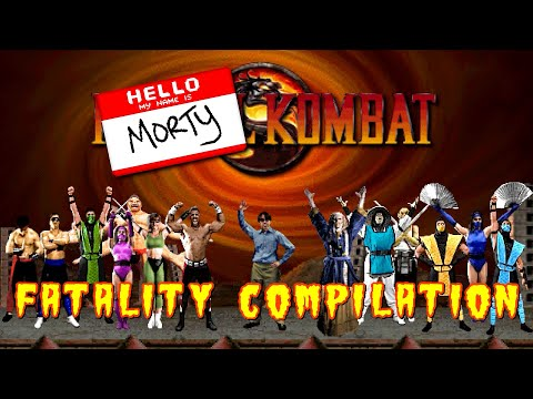 Morty Kombat: All The Fatalities