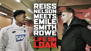 LIFE ON LOAN | Bundesliga road trip to catch up with Emile and Reiss!