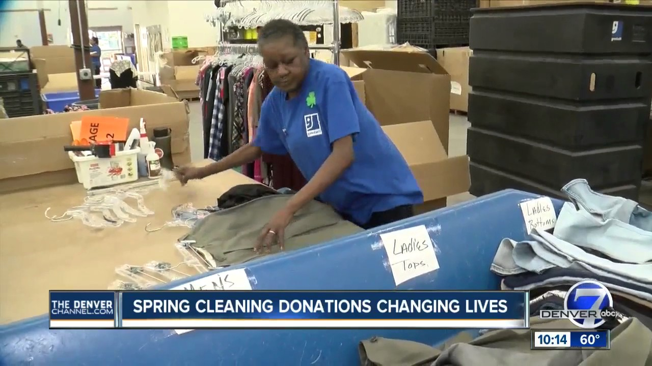 Behind the scenes: The life of your Goodwill donation