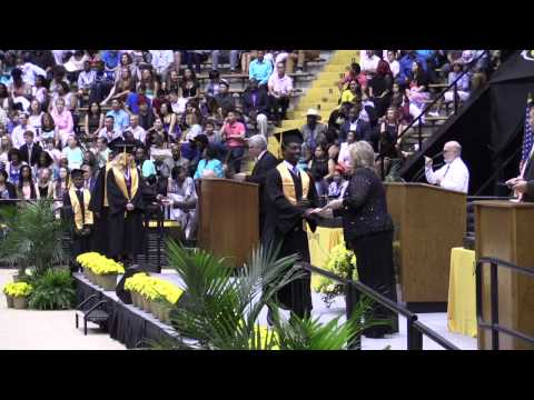 Oak Grove High School Graduation 2015