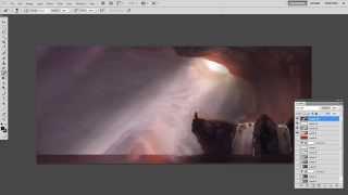 Speedpaint :: Cave