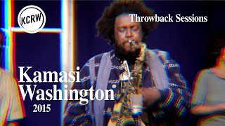 Kamasi Washington - Full Performance - Live on KCRW, 2015
