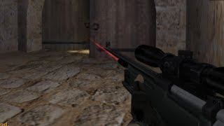 Kako ubaciti AWP Laser u Counter Strike 1.6