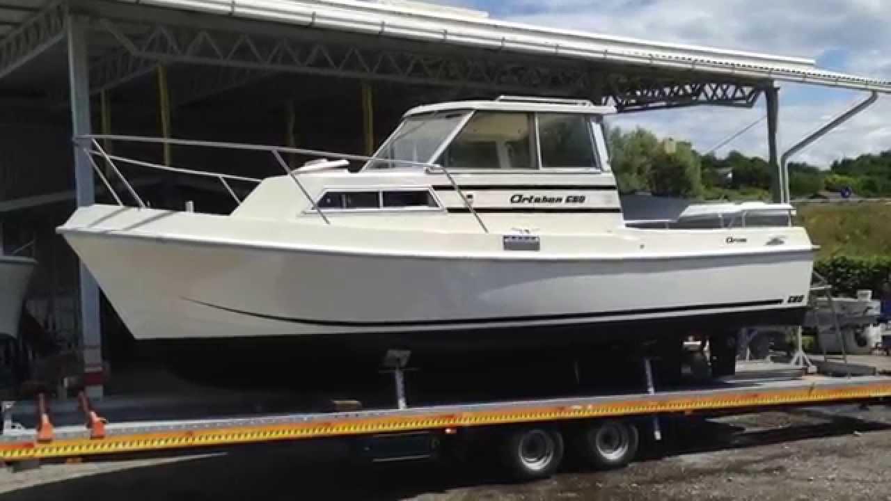 Artaban 680 - RC 90HP Diesel - Plovila Mlakar - YouTube