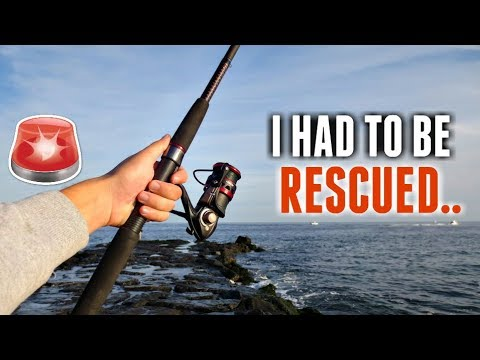 I Had To Be Rescued..