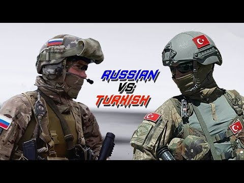 Russian Spetsnaz Vs Turkish Special Forces