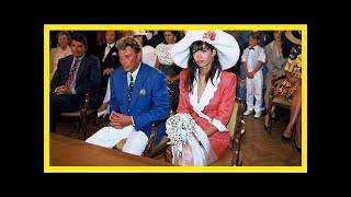 Johnny Hally�day : son incroyable cadeau � Adeline Blondieau le lendemain de leur divorce