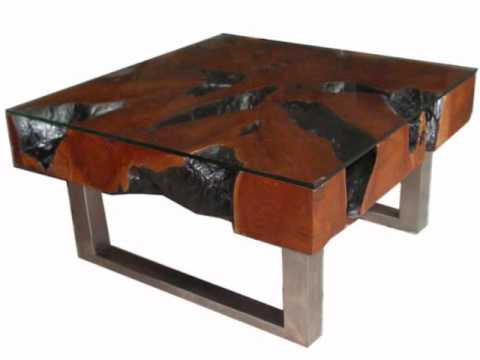 Wood Furniture exotic wood furniture - unique bali art furniture - youtube