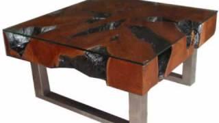 Exotic Wood Furniture - Unique Bali Art Furniture