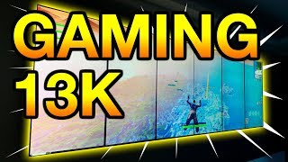 Download Lagu Gaming (Fortnite) 13K x 4K over HDBaseT with TA6 Performance mp3