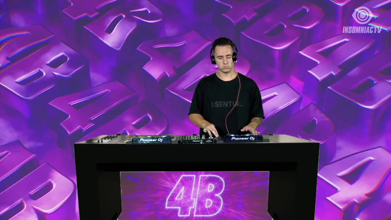 Download 4B for Nocturnal Wonderland Virtual Rave-A-Thon (September 19, 2020)