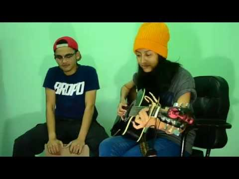 Aku Pelat cover by Hanie Soraya ft. Huzai