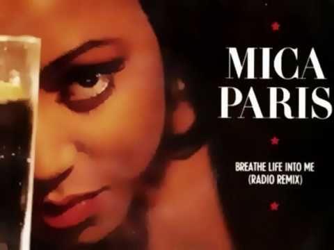 MICA PARIS -  Breathe Life Into Me / Def Mix Edit (STEREO)