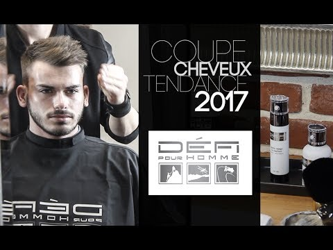 Tuto coiffure homme 2017 / Défi pour homme
