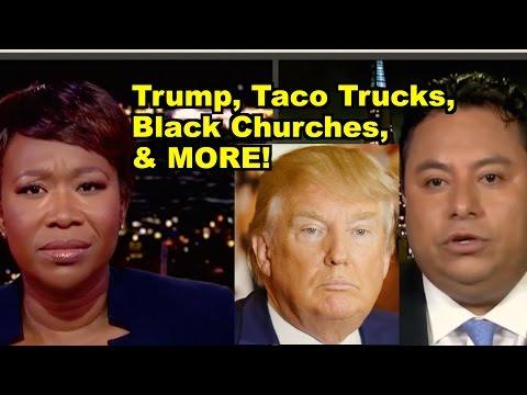 Trump, Taco Trucks, Black Churches - Jill Stein, Bernie Sanders & MORE! LV Sunday Clip Roundup 176