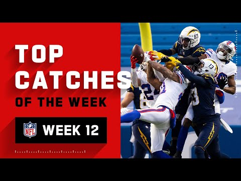 Top Catches from Week 12 | NFL 2020 Highlights