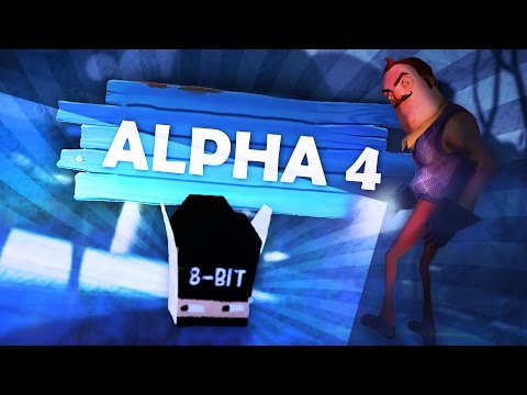 THEY PUT ME IN THE GAME!! HELLO NEIGHBOR ALPHA 4! (Hello Neighbor Secrets! / Hello Neighbor Alpha 4)
