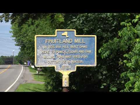 Fruitland  Mill  Site,  Ontario  Center,  New  York