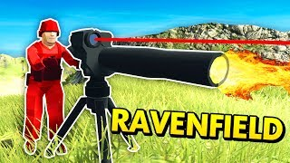 NEW HOMING MISSILE LAUNCHER IN RAVENFIELD! (Ravenfield Funny Gameplay)