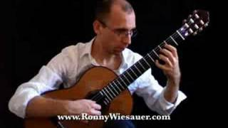 "M. Giuliani ""Fughetta op.113""  played by Ronny Wiesauer"